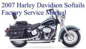 Thumbnail HARLEY DAVIDSON 2007 SOFTAIL SERVICE MANUAL